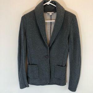 James Perse Old School Shawl Collar Jacket